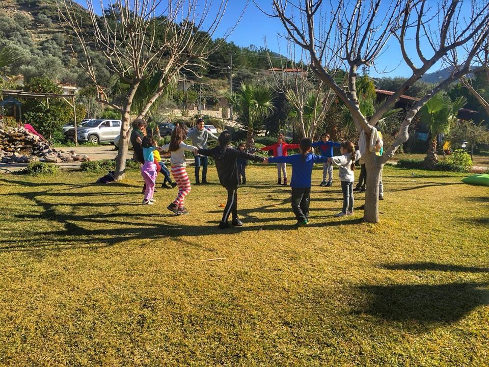 Yarıyıl Tatilinde Doğada Oyun Ve Sanat Kampı, Datça (6-12 Yaş)